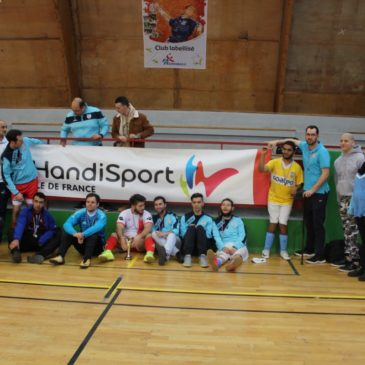 Challenge régional de futsal adultes    2018-2019