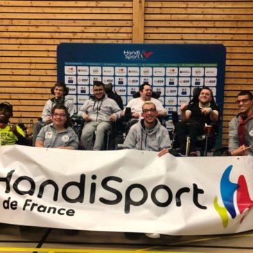 Championnat de France de Boccia BC 2019
