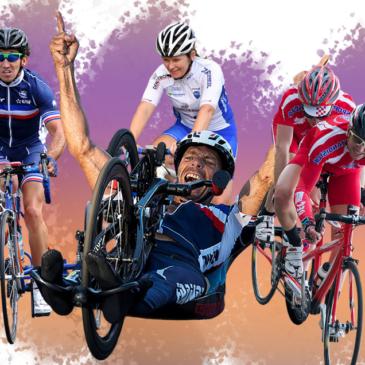 Critérium Cyclisme Handisport David Franek