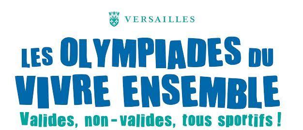 Inscription aux Olympiades du Vivre Ensemble