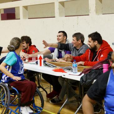 Formation Officiel Table de marque Basket-fauteuil