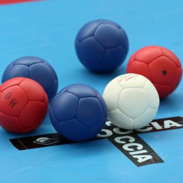 Championnat régional de Boccia NE