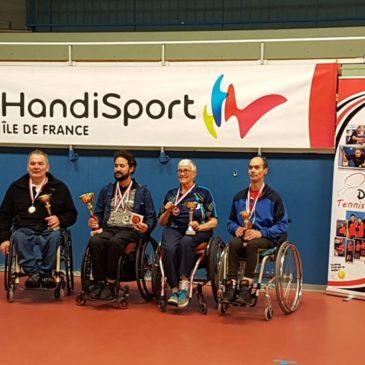 Championnat Régional  de tennis de table