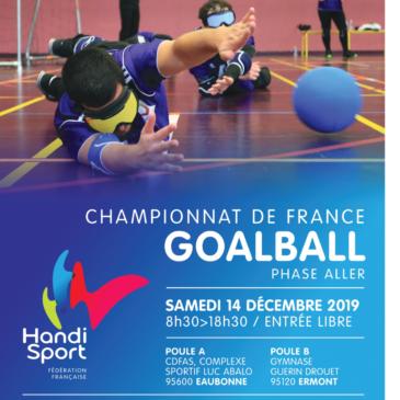 Championnat de France – Goalball