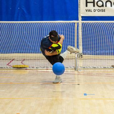 Championnat de France de Goalball masculin – Phase aller