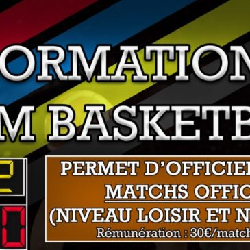 Formation O.T.M Basket-fauteuil