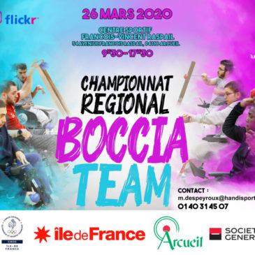 Challenge boccia team